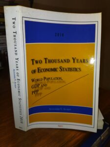 Download free 2000 Years of Economic Statistics